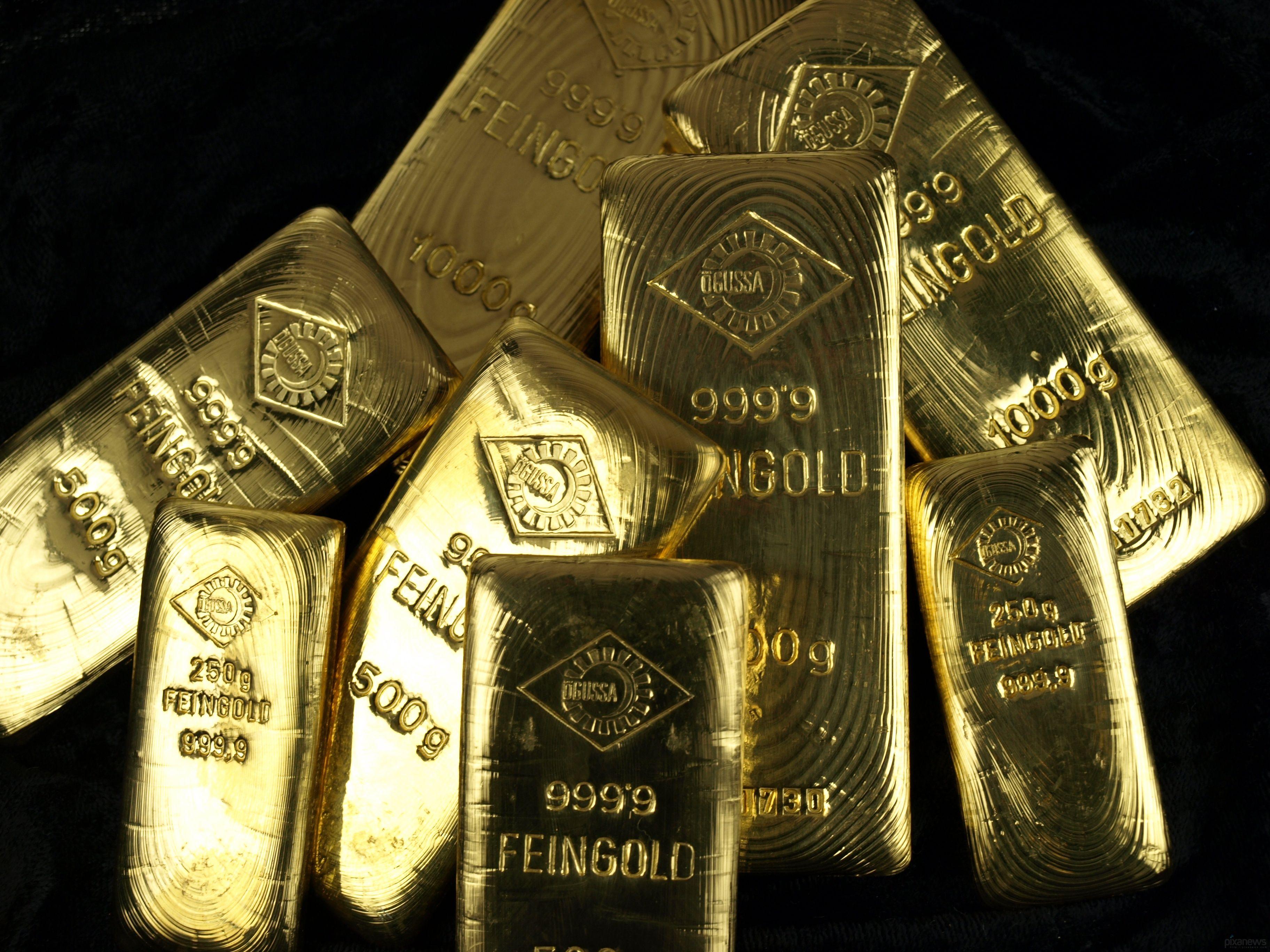 инвестирование в золотые слитки и монеты